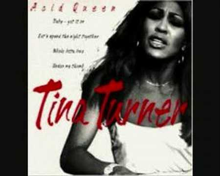 Tina Turner - Let´s spend the night together