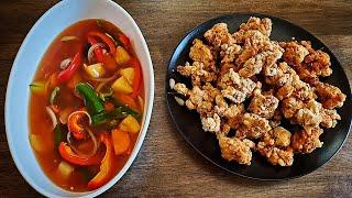 집에서 쉽고 맛있는 탕수육 만들기, 초딩입맛/タンスユク…