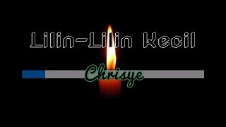 Chrisye Lilin Lilin Kecil Lirik Lagu