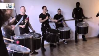 Abbiamo intervistato i Moruga, una Street percussion band che si es...