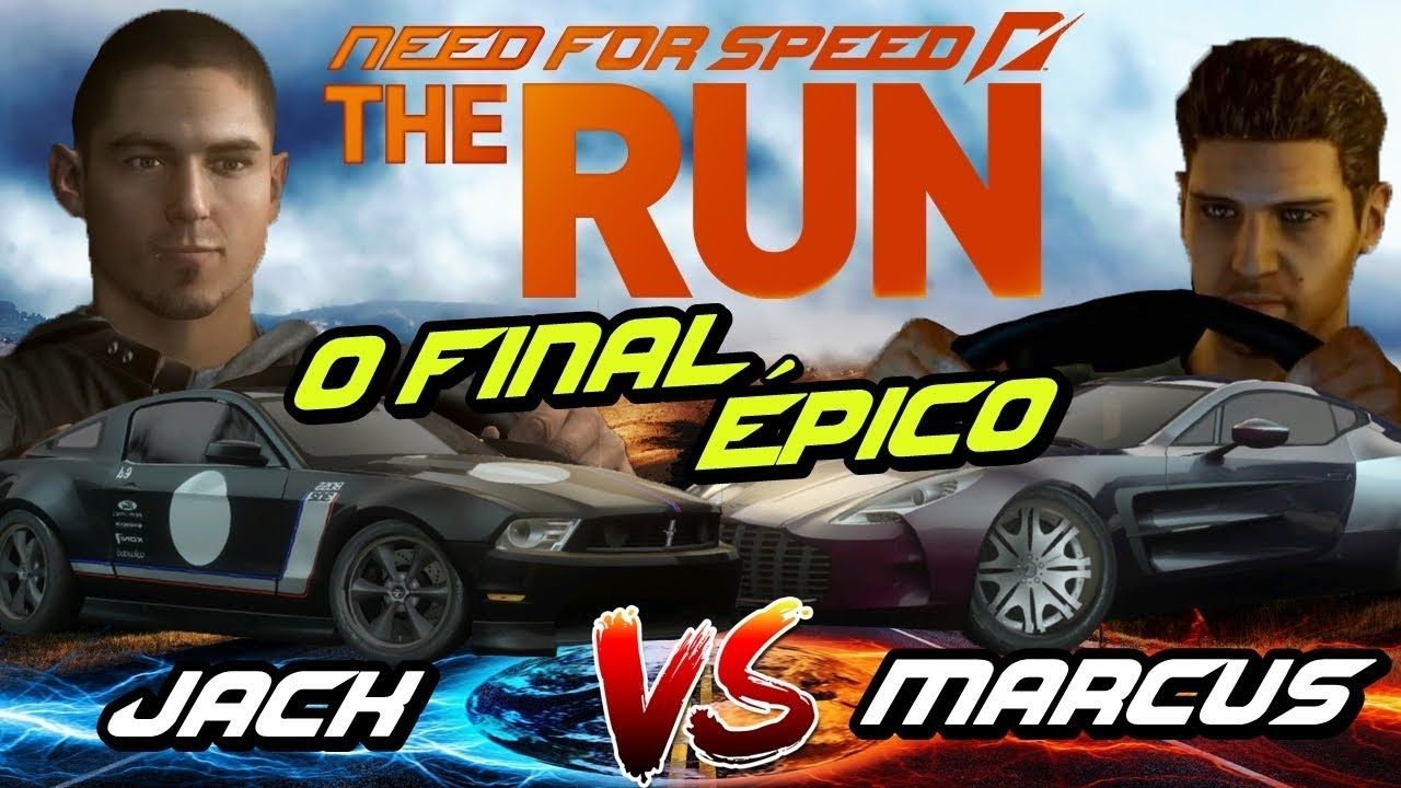 NEED FOR SPEED THE RUN - O FINAL ÉPICO!