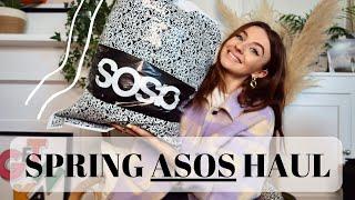 HUGE ASOS TRY ON HAUL - SPRING 2020 | Chloe Hayward