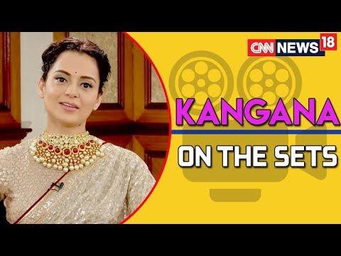 Kangana Ranaut Reveals What She's Like On Set