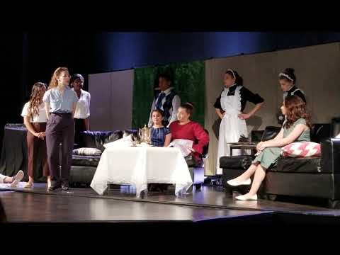 "Champion preparatory Academy presents"" Mayhem at mystery theater"" act 2 of 3"