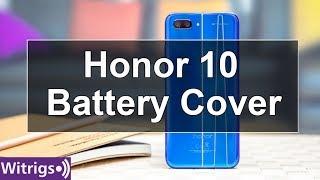 Honor 10 Battery cover Replacement   Repair Guide
