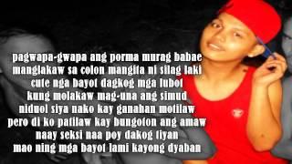 Darna (Rap Bisaya)- Mackata, Mr. Mar, El Rey, Bunot