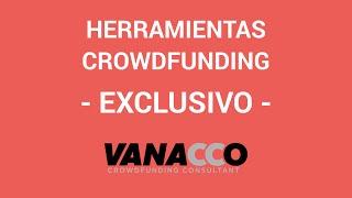 Tutorial: ¿Cómo detectar herramientas para tu crowdfunding? (Contenido exclusivo)