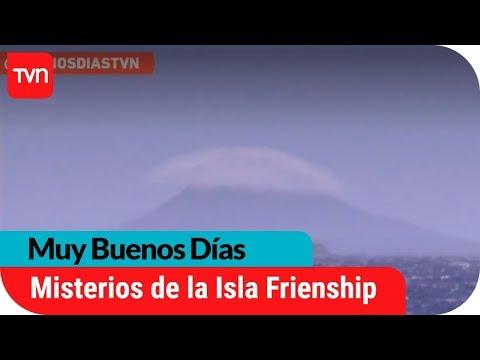 ¿Extraterrestres en el sur de Chile? | Muy buenos días