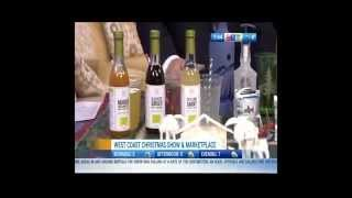 2014 West Coast Christmas Show products on CTV Morning Live