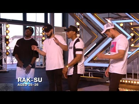 The X Factor UK  Rak Su Auditions  Clip S14E01