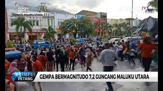 Download Video Gempa Bermagnitudo 7,2 Guncang Maluku Utara MP3 3GP MP4