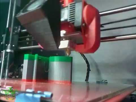 Ctc Prusa I3 timelapse post it Stand L 20170607171755