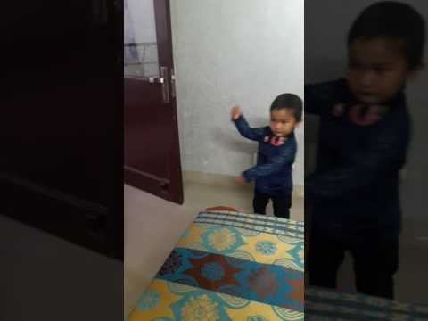 baby dance on dj walia babu