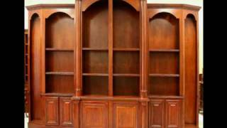 Traditional Enterprises - Custom Cabinetry Furniture Kitchens Bookcases Reproductions And More