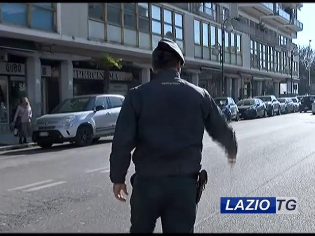 LAZIO TG  TERRACINA VENDITA ALL'ASTA, ALTRO BLITZ