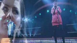 Linda Andrews fra X factor 2009 -Vårvisa
