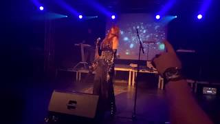 KIRLIAN CAMERA - Comfortably Numb (Pink Floyd cover) - Live in Hellraiser, Leipzig, 01.01.2020