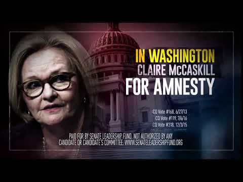 "Senate Leadership Fund: ""Amnesty"" MO 6s"