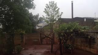 👣 chuva e frio aquí em Aguaí-SP☔️☔️☔️/Pé Direito. 👣