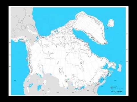 Deglaciation Of North America