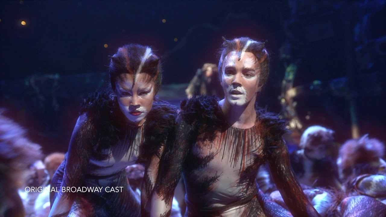 CATS , June 18 , 30, 2019 at the Forrest Theatre