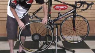 How to Change a Tire - Road Bike (www.Fezzari.com)
