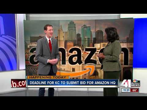 Missouri submits proposal for Amazon headquarters that includes hyperloop technology