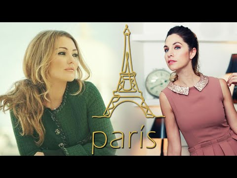 Amaia Y Leire A Dúo - París