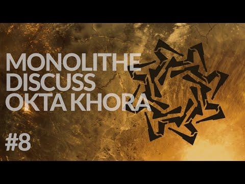 """MONOLITHE DISCUSS OKTA KHORA #8 (""""Disrupted Firmament"""")"""