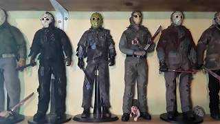 jason voorhees friday the 13 12 inch 1:6 with mask