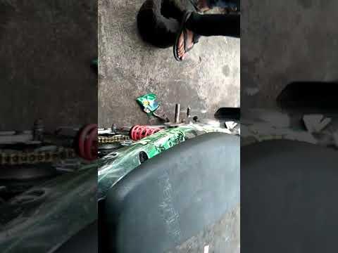 Supra Road Race 150cc un injection,motor LANGKA buat MP2