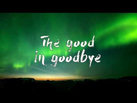Inga Maria - Good in Goodbye (Lyric Video)