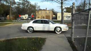 park avenue on 24s for sale $4500
