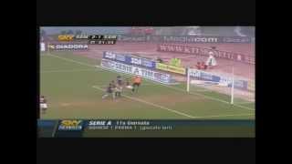 Roma-Sampdoria 3 - 1 Capolavoro di Totti