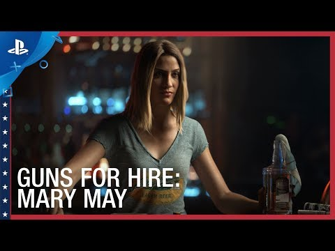 Far Cry 5 - The Resistance: Mary May Trailer | PS4