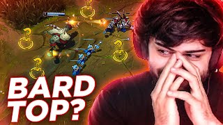 Yassuo | I HAVE A BARD TOP?!? (Jungle Unranked to Challenger)