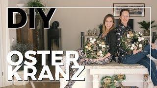 Osterkranz binden | DIY | Tipps von Kranzprofi Jule