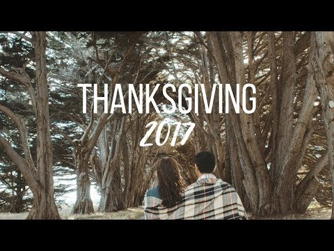 TRAVEL VLOG | Point Reyes and Martin's FIRST Thanksgiving