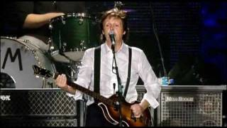 "Paul McCartney ""Sing The Changes""&""Band On The Run"" Live"