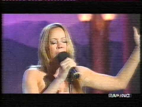 Mariah Carey & Luciano Pavarotti  Hero Live @ Pavarotti & Friends 1999 UNDUBBED