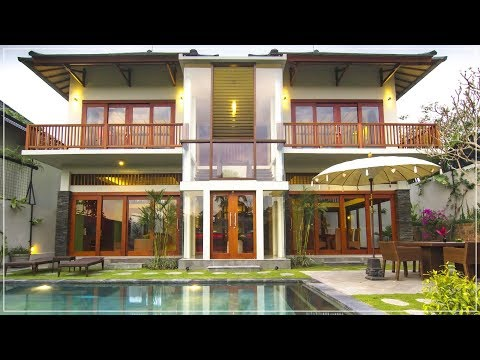 The Sims 4 | House Building | BEAUTIFUL BALI LUXURY VILLA  + Download list