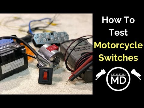 Testing Motorcycle Switches