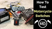 Ignition Switch Wires - HELP! - Honda Elite 250 - YouTube on