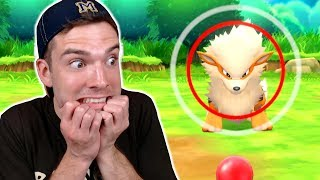 Pokemon Let's Go Pikachu — *RARE* Spawn Challenge! — Let's Play Gameplay Walkthrough — Part 7