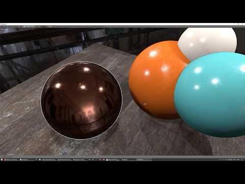 Eevee: Live Viewport Demos - BlenderNation