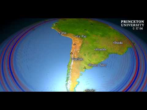 Magnitude 5.5 Quake, NORTHERN CHILE