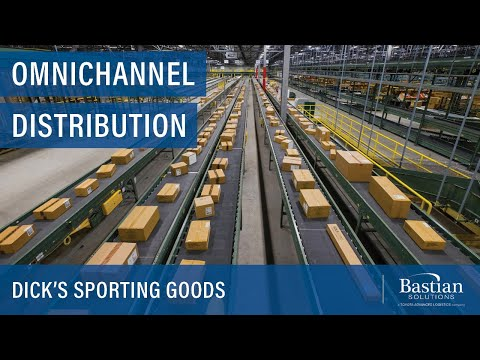 Warehouse Automation WINS At DICK'S Sporting Goods Hometown Distribution Center