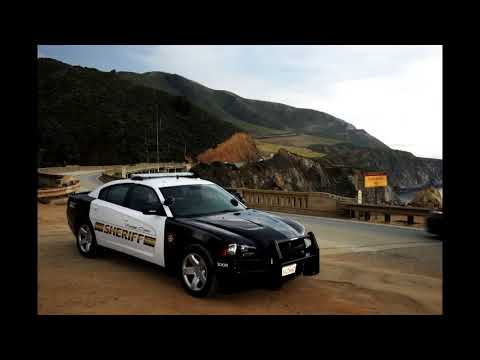 Monterey County Sheriff's Office Scanner Audio Pursuit Fatality