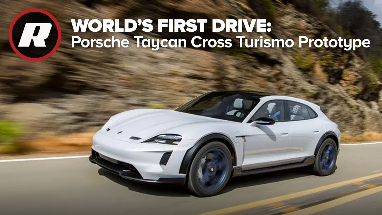Porsche Taycan Cross Turismo Prototype World S First