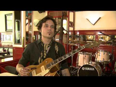 Diego García, una guitarra que canta